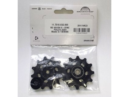REAR DERAILLEUR B-BOLT KIT X01DH 7 SPEED TORX25