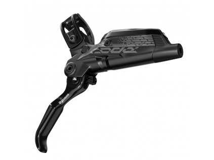Disková brzda SRAM Code R (Reach) Aluminum Lever Diffusion Black přední, 950mm hadice, (ko