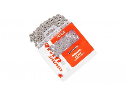 Řetěz SRAM PC830, 114 článků, s Power Link spojkou, 8rychl., 1 ks
