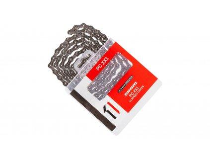 Řetěz SRAM PC XX1 HollowPin 118 článků, PowerLock spojka,11rychl.