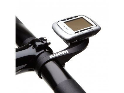 SRAM QuickView Road Computer Mount, 31.8mm, Quarter Turn/Twist Lock