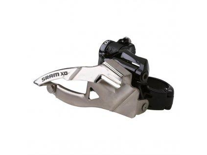 Přesmykač SRAM X-0 3x10 spodní objímka 31.8/34.9spodní tah