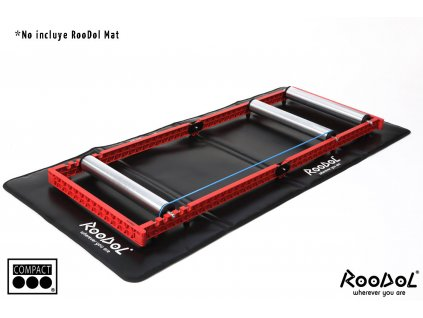 Válce RED RooDol COMPACT – Aluminium Pack