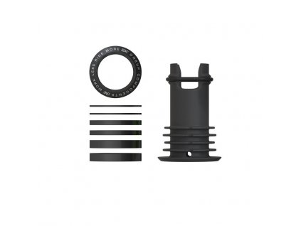 OneUp Components EDC Top Cap Kit Black