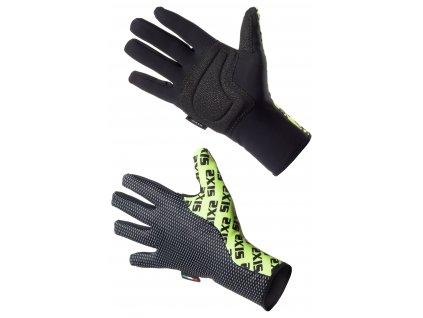 SIXS WINTER GLO zimní rukavice