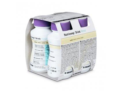 3571160 Nutricomp Drink Renal 4x200 ml vanilla 1574935606998