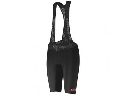 Dámské cyklistické šortky s kšandami SCOTT RC Premium ++++