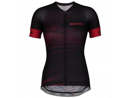 Dámský cyklistický dres s krátkým rukávem SCOTT RC Pro