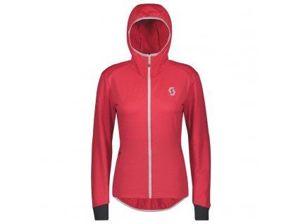 Dámská běžecká bunda SCOTT Trail MTN Fleece