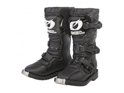 Dětské boty O´Neal RIDER PRO černá 3