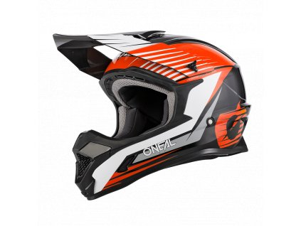 Přilba O´Neal 1Series STREAM černá/oranžová