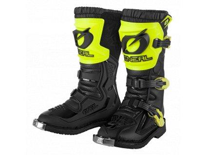 Dětské boty O´Neal RIDER PRO žlutá 3