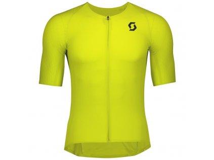 cyklistický dres s krátkým rukávem SCOTT RC Premium Kinetech