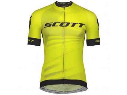 cyklistický dres s krátkým rukávem SCOTT RC Pro