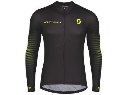 Cyklistický dres s dlouhým rukávem SCOTT RC Team 10  cyklistický dres s dlouhým rukávem SCOTT RC Team 10