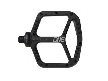 OneUp Components Alu Flat Pedal Top Black 966 03581576 da7f 47f2 bd5e 653becd1bd72