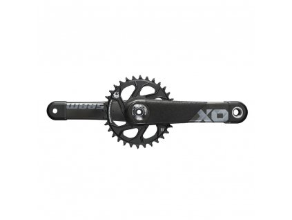 Kliky SRAM X01 All Downhill DUB83 165 s Direct Mount 34z X-SYNC 2 převodník Black B1