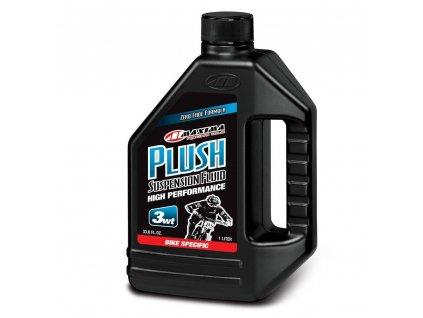 Maxima Suspension olej PLUSH, 3wt 1L láhev - pro zadní tlumiče a Charger Damper