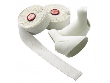 Bílé gumy a omotávka SuperCork