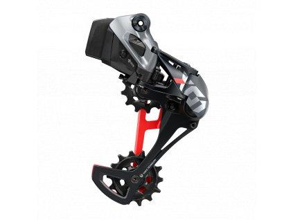 Přehazovačka SRAM X01 Eagle AXS 12rychl. Red, Max 52z (baterie není součástí balení)