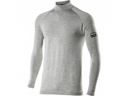 SIXS TS2 Merinos tričko s dlouhým rukávem a rolákem