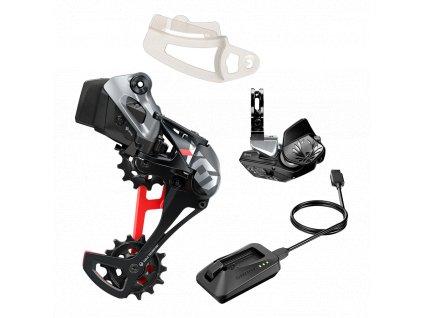 Upgrade Kit X01 Eagle AXS, Red, Rocker