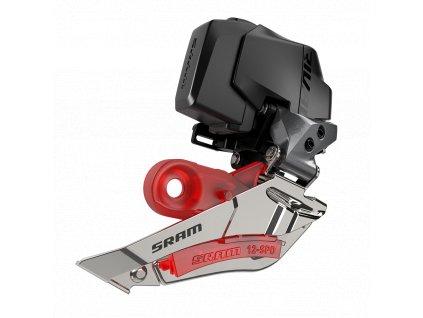 Přesmykač SRAM Rival Wide eTap AXS D1 Braze-on (baterie není součástí balení)