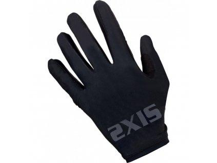 SIXS rukavice SUPERROUBAIX černá