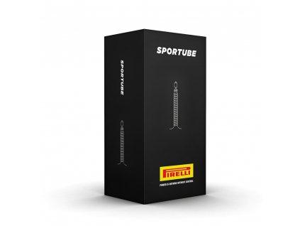 """Duše Pirelli SporTUBE 2.1/2.4-27.5"""" Presta 48mm"""