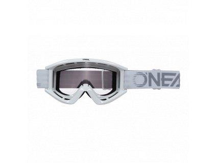 Brýle O´Neal B-ZERO V.22 bílá