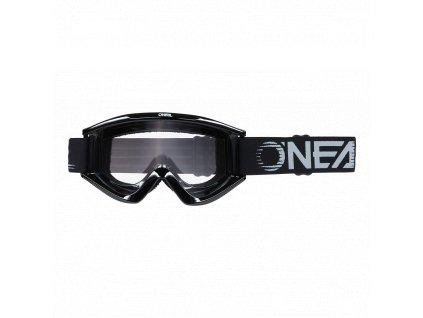 Brýle O´Neal B-ZERO V.22 černá