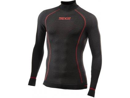 SIXS TS3W CU funkční zimní tričko s dl. rukávem a rolákem