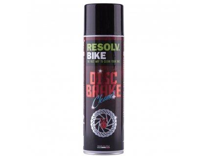 ResolvBike DISC BRAKE CLEANER čistič brzdových kotoučů 500 ml