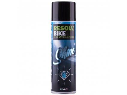 ResolvBike SHINE silikonový sprej 500 ml