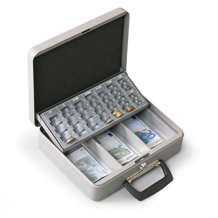 Pokladny a schránky na peníze