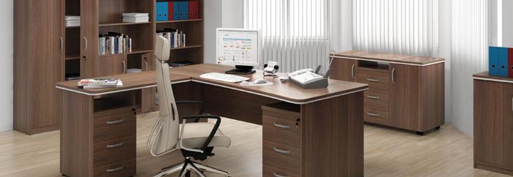 Kancelářský nábytek ARRISTO LUX