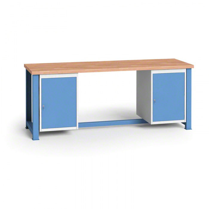 Dílenské stoly KOVO