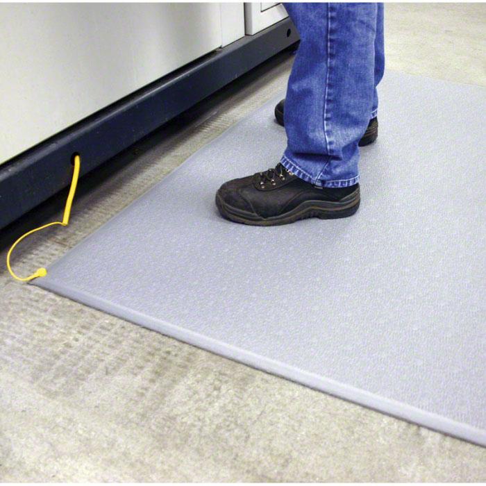Průmyslové rohože a podlahoviny