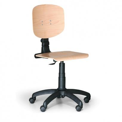 Pracovní židle dřevěné