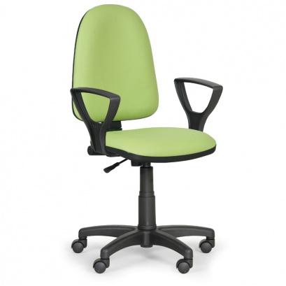 Pracovní židle čalouněné