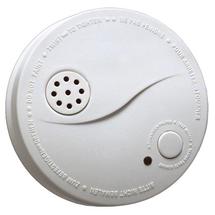 Detektory kouře a plynu
