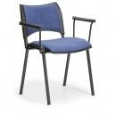 Čalouněné konferenční židle