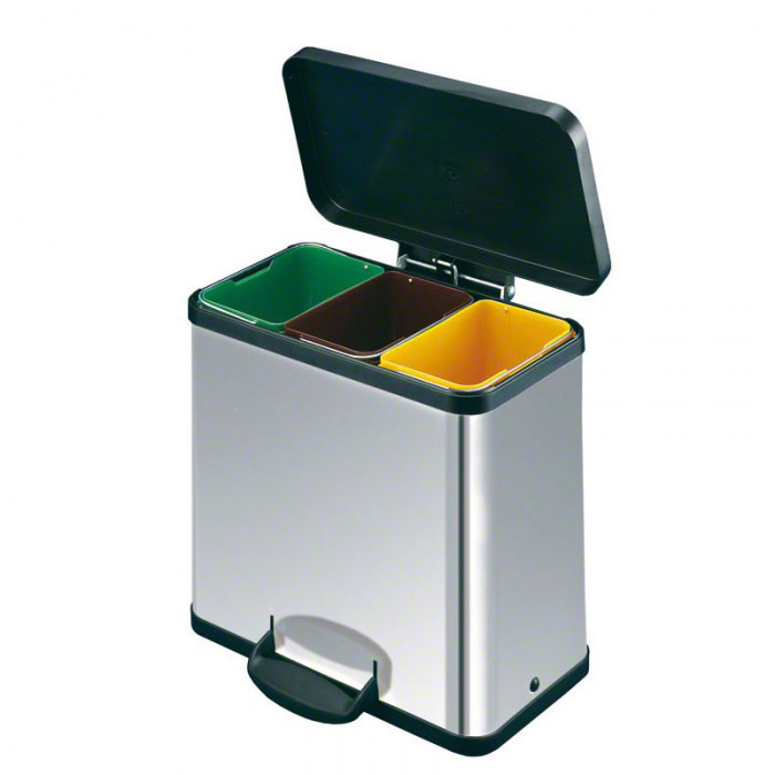 Odpadkové koše na tříděný odpad