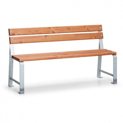 Venkovní parkové lavičky