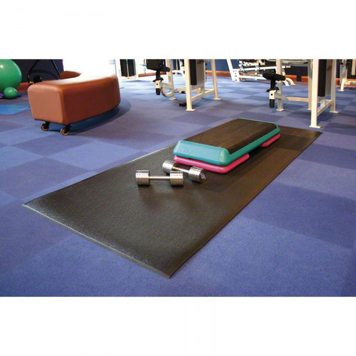 Podlahoviny pro fitcentra a gymnastiku