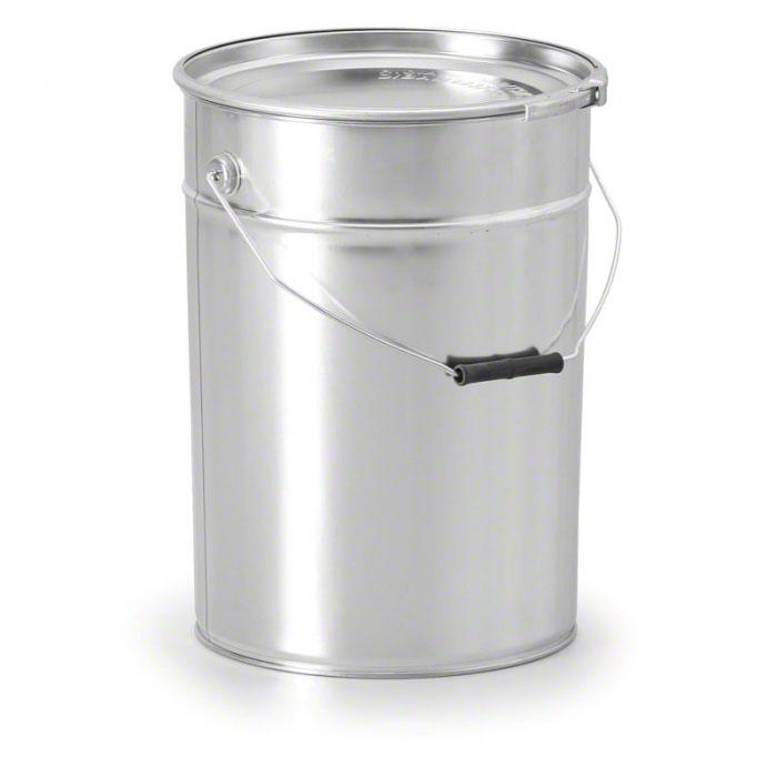 Plechové kbelíky