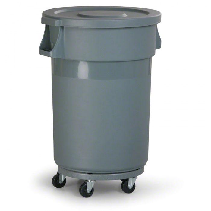 Průmyslové a mobilní odpadové nádoby