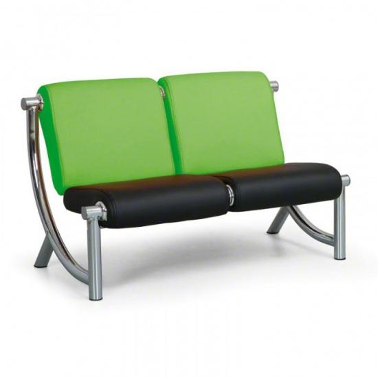 Kožené lavice do čekáren