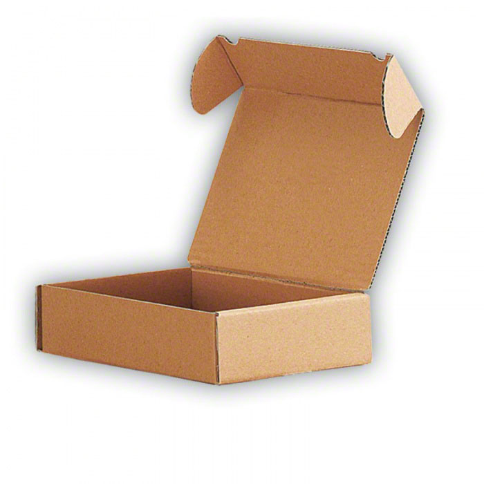 Kartónové krabice s víkem