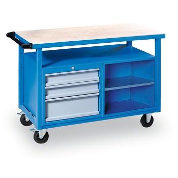 Dílenské montážní vozíky